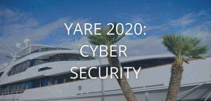 YARE 2020 workshop on cyber security - yacht