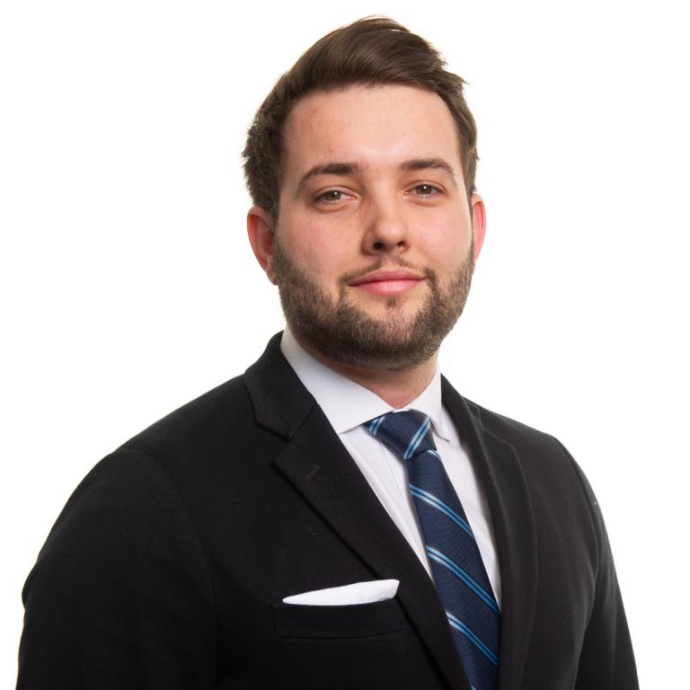 Matthew Roberts Head of Sales
